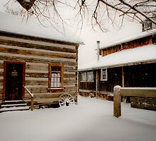 Snowbound by Jeanne Sheridan