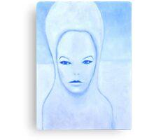 Bjork, Snow Canvas Print