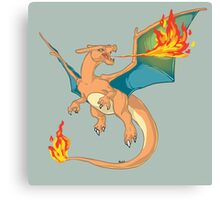 Charizard Canvas Print