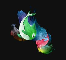 MakoRin Neon Watercolor Hoodie