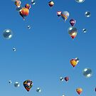 Balloons and Bubbles by the57man