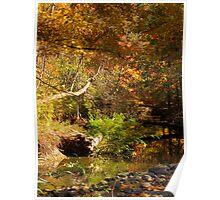 Dreamy Autumn Memories Poster