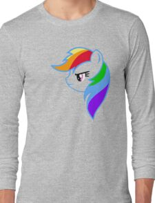 Rainbow Dash Long Sleeve T-Shirt