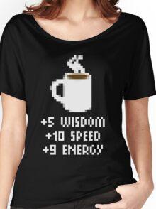 8-Bit Cofee Gear Women's Relaxed Fit T-Shirt