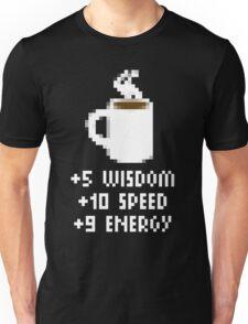 8-Bit Cofee Gear Unisex T-Shirt