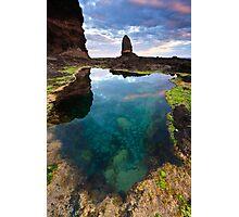 Pulpit Pool Photographic Print
