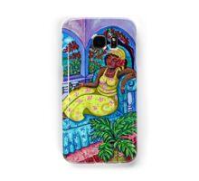 Caribbean Meditation Samsung Galaxy Case/Skin