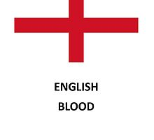 English Flags and Shirts by vintageposters