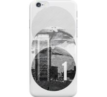 410 // Baltimore iPhone Case/Skin