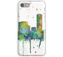 Denver, Colorado Skyline iPhone Case/Skin