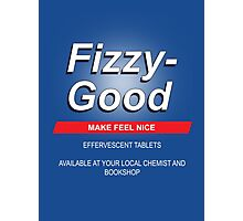 Fizzy make feel good Photographic Print