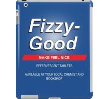 Fizzy make feel good iPad Case/Skin