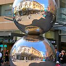 "Adeladie, South Australia.. ""the malls' balls"" by Ali Brown"