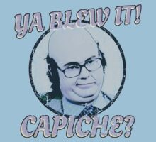 """Ya Blew It, Capiche?"" (Vintage) by tshirtsrus"