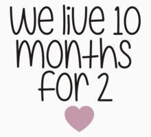 10 months for 2 by devon rushton