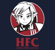 Hyrule fried Cuccos Kids Tee