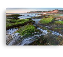 Rock Walker Metal Print