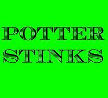 Potter Stinks by etaworks