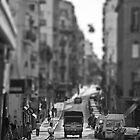 London, Paris, Buenos Aires by jude walton