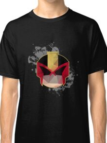 Judge, Jury and Executioner - Judge Dredd Classic T-Shirt