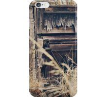 Between A Rock And A Hard Place iPhone Case/Skin