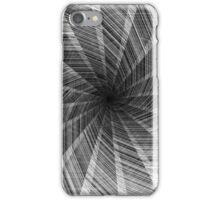 Line-O-Graph iPhone Case/Skin