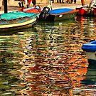 Colors of Murano by Barbara  Brown