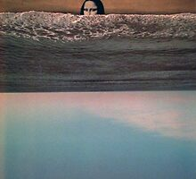 Collage: Mona Lisa Sea. by William Wright
