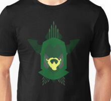 The Emerald Archer - Green Arrow Unisex T-Shirt