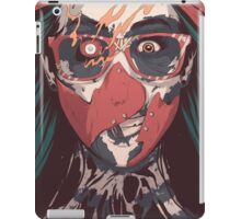 SELF ✖ INFLICTED iPad Case/Skin