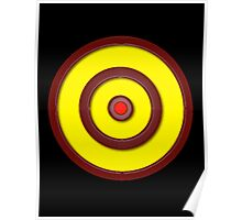 Bullseye iPhone / Samsung Galaxy Case Poster