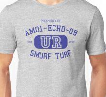 Utah Resistance College Athletics (AM01-ECHO-09) Unisex T-Shirt