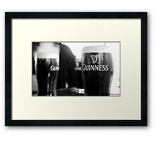 How about a pint? Framed Print