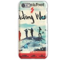 Switchfoot Fading West Movie Poster iPhone Case/Skin