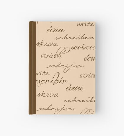 Writing Journal Hardcover Journal