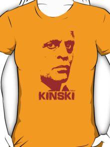 KINSKI - Red T-Shirt
