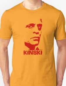 KINSKI - Red T-Shirt