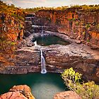 Mitchell Falls by aabzimaging