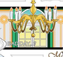 Bad Day Historical Series 1: Marie Antoinette Sticker