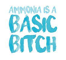Ammonia Photographic Print