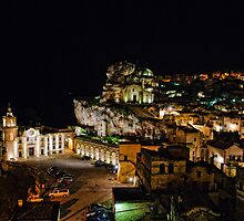 Chiesa di San Pietro Caveoso, Sasso Caveoso, Matera, Basilicata, Italy by Andrew Jones