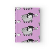 GREY SHEEP Hardcover Journal