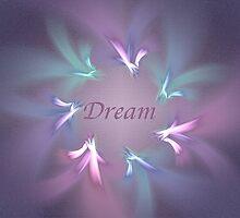 Circle Ribbon Dream by charmarose