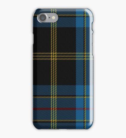 02908 Ewbank Tartan  iPhone Case/Skin