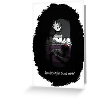 Another Doll Greeting Card