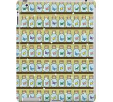 Zelda Inspired Fairy Bottle Pattern iPad Case/Skin