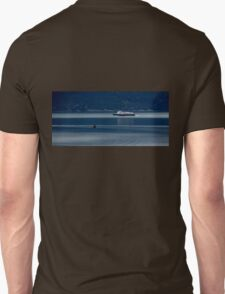 Haines Ferry on an Autumn day 1. Unisex T-Shirt