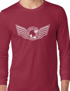 Prowers Aviation Logo Long Sleeve T-Shirt