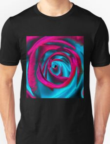 Velvet psychedelia - Rose design T-Shirt