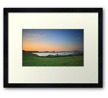 Tarup - Davinde Framed Print